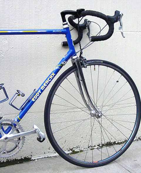 Bikecult Com Bikeworks Nyc Archive Bicycles Eddy Merckx