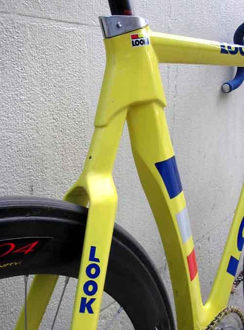 bikecult.com/bikeworks nyc/archive bicycles/look kg396 pista