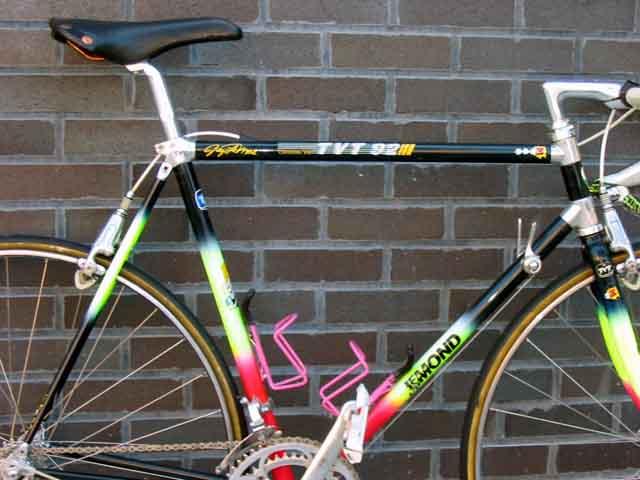 Bikecult Com Bikeworks Nyc Archive Bicycles Lemond Tvt