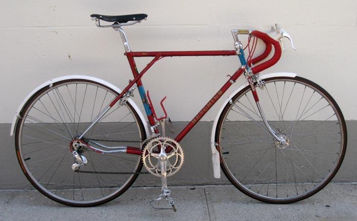 bikecult/bikeworks nyc/archive bicycles/hetchins hellenic ...