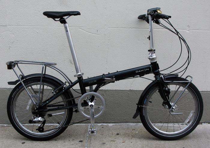 Bikecult Bikeworks Nyc Archive Bicycles Dahon Speed Tr Folding