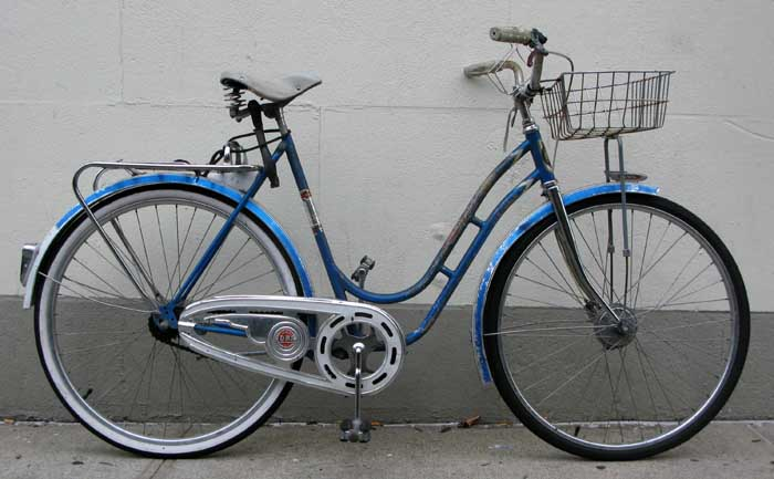 Bikecult Bikeworks Nyc Archive Bicycles Dbs Spesial Cruiser