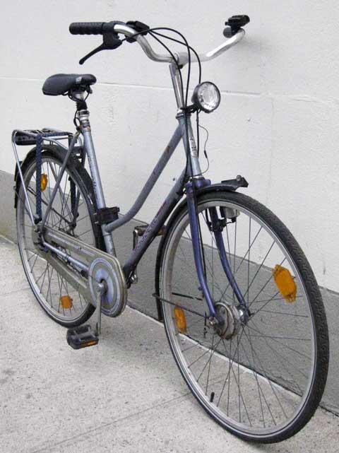 Bikecult Bikeworks Nyc Archive Bicycles Gazelle Trimmer