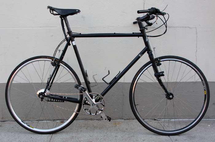 Touring Bike Wheels