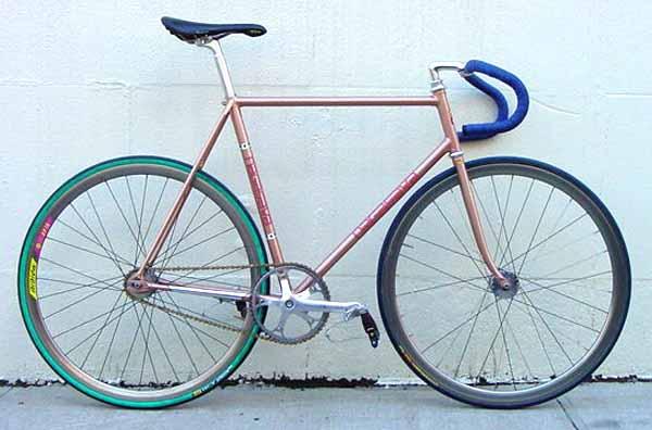 Bike Works Nyc Collections Nagasawa Track Bike
