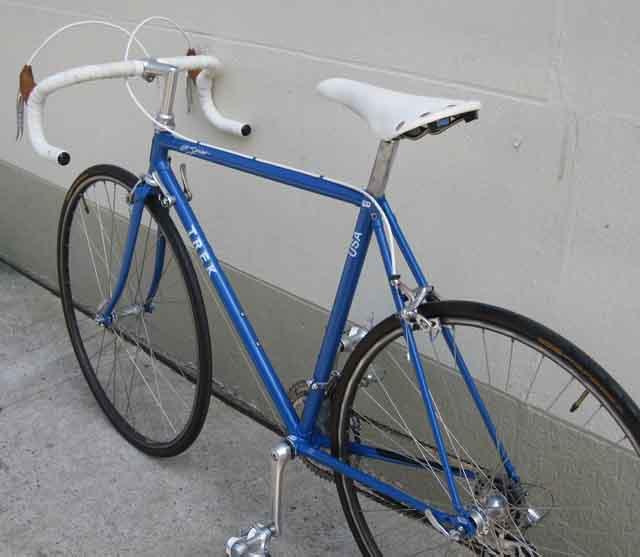 bikecult/bikeworks nyc/archive bicycles/trek 600 road